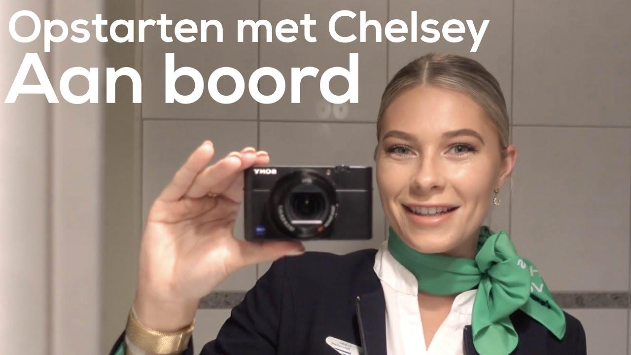 Ready for take-off? We mogen weer VLIEGEN! | Opstarten met Chelsey #1 | Transavia