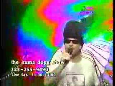 "Zuma Dogg - ""Freestyle Battle Rap"" [LIVE on L.A. Cable TV]"
