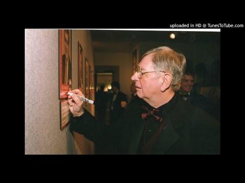 Milo Hamilton NRHOF 2000 Induction Ceremony