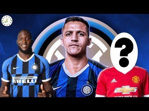 Ketagihan Rekrut Pemain MU!!! 4 Pemain Manchester United Yang Pindah Ke Inter Milan