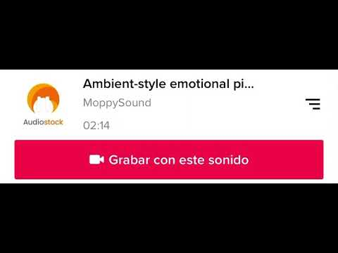 Ambient-Style emotional Piano From TikTok