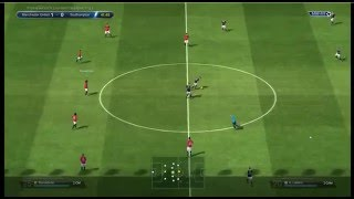 Manchester United Vs Southampton   FIFA ONLINE 3