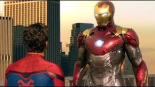 ||Iron Man Takes SpiderMans Su…