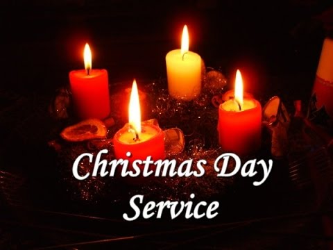 Christmas Day Service 2016