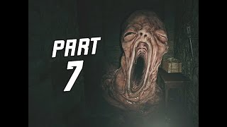 NIGHTMARE BABY!!! - Resident Evil 8 Village Gameplay Walkthrough Part 7 (RE8 4K)