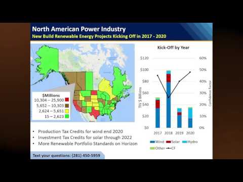 2017 North American Power Industry Outlook