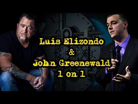 Luis Elizondo and John Greenewald, Jr. -- 1 on 1