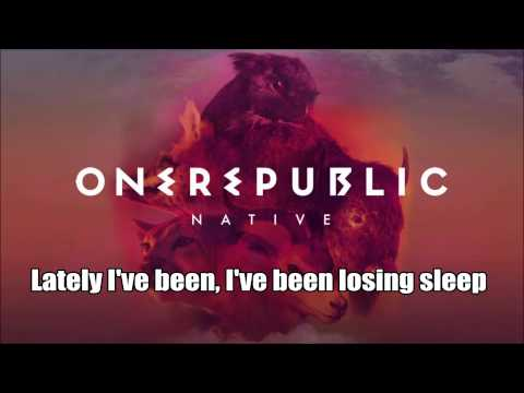OneRepublic - Counting Stars (Lyrics On Screen)
