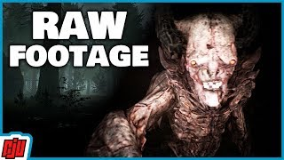 Raw Footage Part 1 | Indie Horror Game | PC Gameplay
