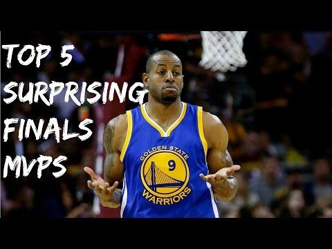 Top 5 Most Surprising NBA Finals MVPs