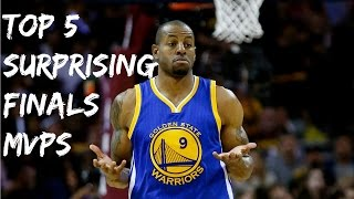 Top 5 most surprising nba finals mvps