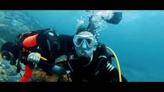 Gopro Hero 7 Erika first Scuba Diving