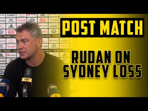 POST MATCH | Rudan on Sydney Loss