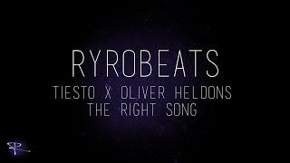 Tiësto Oliver Heldens The Right Song ft Natalie La Rose Drum Cover