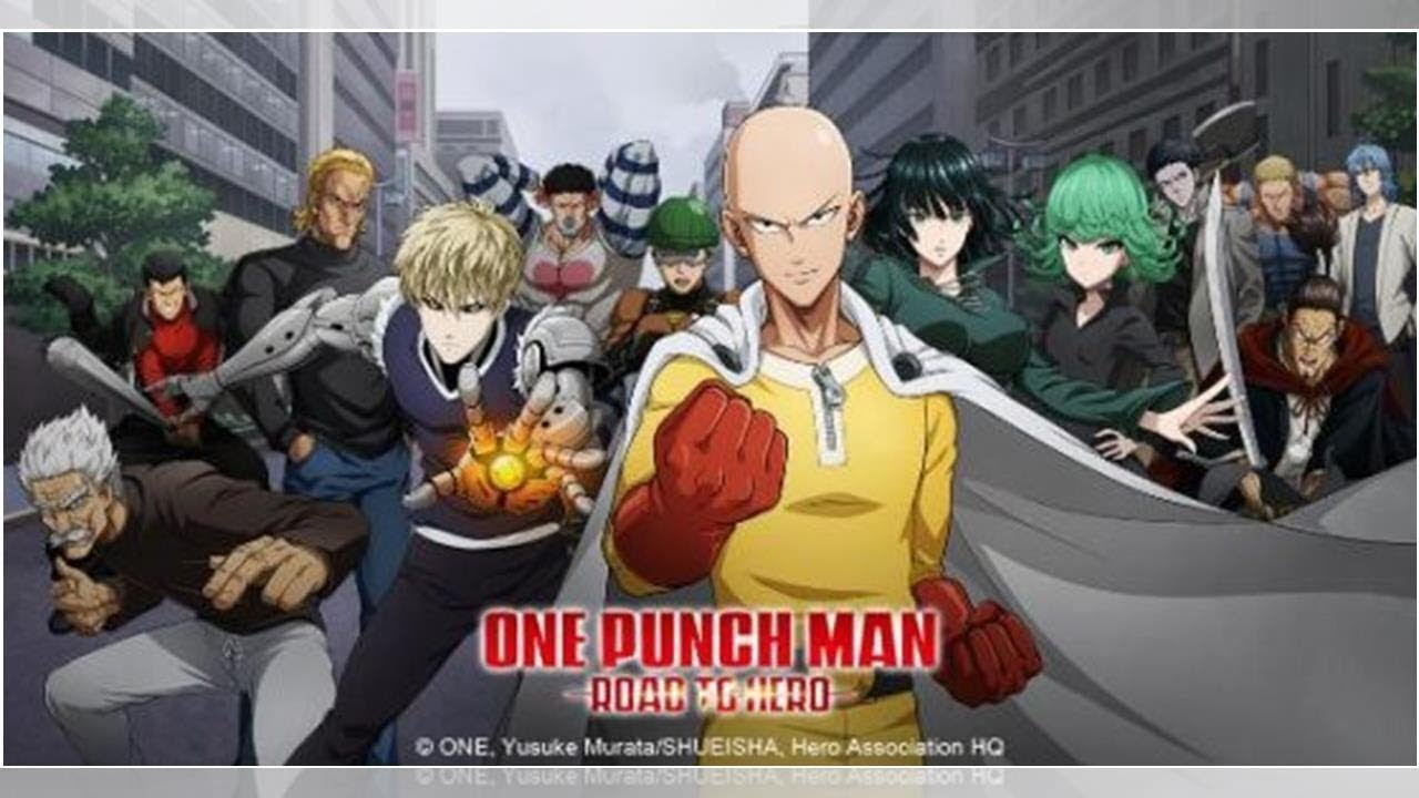 Oasis Games Reveals One Punch Man: Road to Hero, the Officially Licensed  One-Punch Man Mobile Game