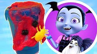LOL Surprise • Halloweenowy Slime • DIY • bajki dla dzieci
