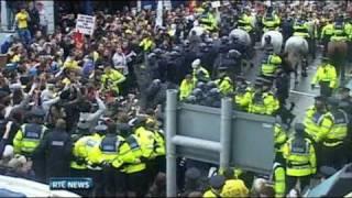 Garda Ombudsman investigates Dublin student protest