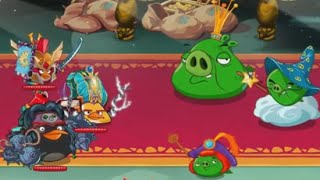 "Angry Birds Epic: ""New Helms!"" Red, Chuck, & Bomb Vs. King Pig"