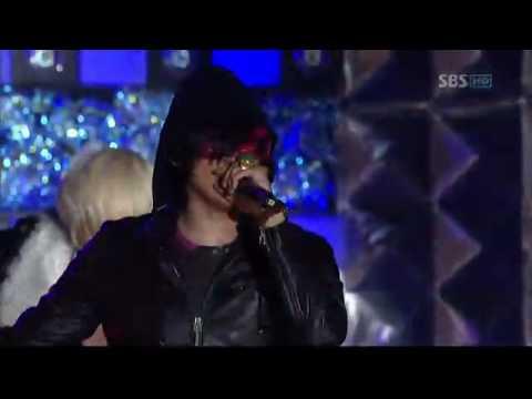 Big Bang 2009 Asia Song Festival - Lies HD.flv