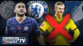Ziyech wechselt zu Chelsea – Haaland war Hoffenheim 2016 zu teuer   TRANSFERMARKT