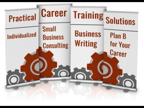 Career Training Solutions: Business Writing and Small Business Consulting