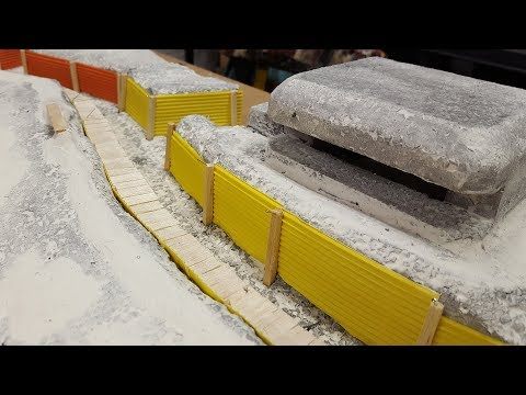 Lets Make - Modular Trenches (Pt2 - Surface Detailing)