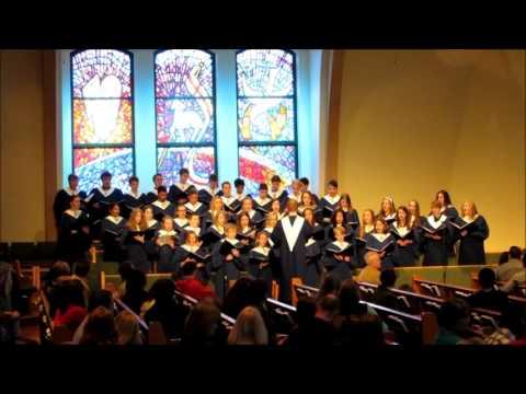The Lord is My Light  Craig Courtney  GPC Exultation Choir