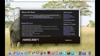 how to get Minecraft Full Screen mode-Mac