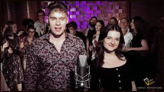 "3 CITY VOICES ft. Wiktor Smoliński & Agata Szagżdowicz ""FAITH"" (oryg. Stevie Wonder & Ariana Grande)"