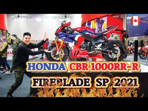 Đánh giá nhanh Honda CBR1000RR-R Fireblade SP 2020  Chiếc xe của tuơng lai có gì đặc biệt ? Vlog #23
