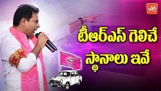 KTR Prediction About TRS Winning Seats | Telangana Elections 2018 | CM KCR | YOYO TV Channel