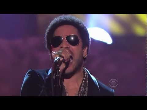 Lenny Kravitz - Whole Lotta Love (35th Kennedy Center Honors, Live, 2012, HD)
