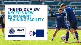 Progress update on NYCFC's new training facility