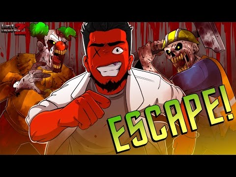 REAL ZOMBIE ESCAPE ROOM! (w/ Typical Gamer, XpertThief, & NoahJ456) | Last Empire -  War Z