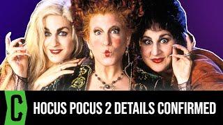 Hocus Pocus 2 Release Date Revealed, Cast Confirmed For Disney Sequel