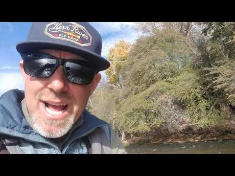 Upper Kern River Fly Fishing Report December 2, 2019