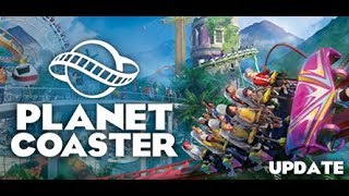 🔴 Planet coaster! help me kill... I mean build a great park