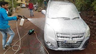 foam wash | car wash | foaming wash
