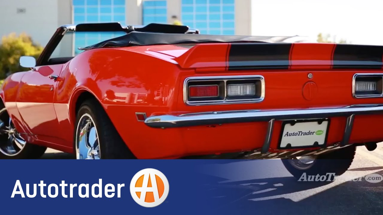 Chevrolet Camaro | New vs Classic | Autotrader - YouTube