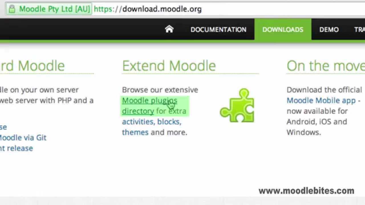 Moodle Theme Design : Install a New Theme - YouTube