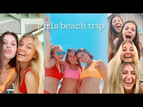 Travel With Me: Bald Head Island Beach Trip With My Best Friends.