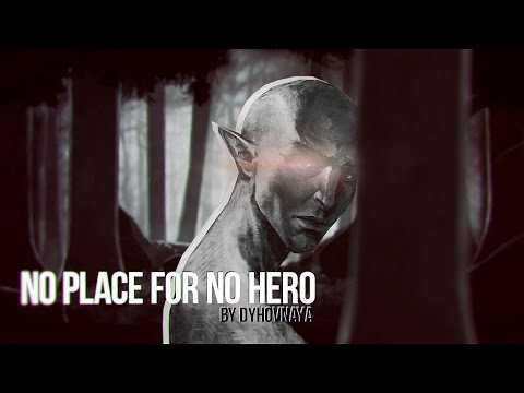 no place for no hero | dragon age: inquisition