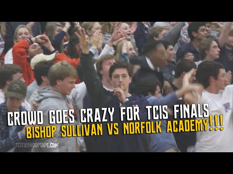 CRAZY TCIS FINALS!!! Bishop Sullivan vs Norfolk Academy