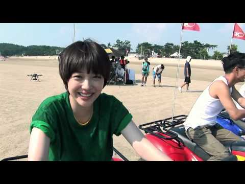 (Making Film) To The Beautiful You (For You in Full Blossom)