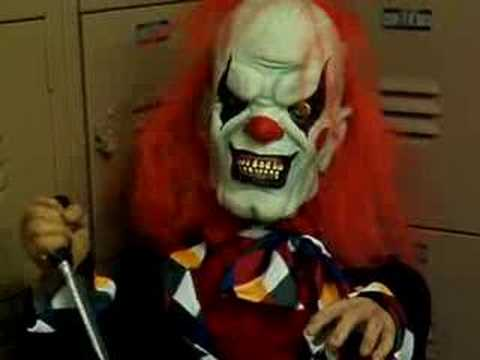 The scariest clown ever