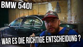 BMW E39 540i - War es die richtige Entscheidung ?