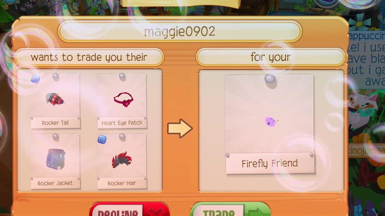 Trade Attempts For Firefly Friend | Animal Jam Play Wild by dotz AJ