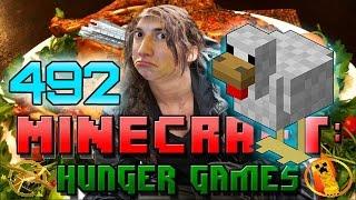 Minecraft: Hunger Games w/Mitch! Game 492 - NEW MUTATION!