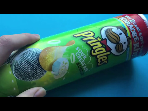 3 Awesome Life Hacks with Pringles