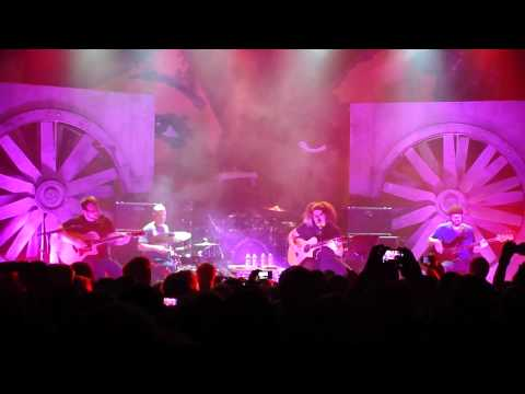 """Coheed And Cambria - """"Always & Never"""" And """"Mother Superior"""" [Glasses Tribute] (Live In SD 5-9-11)"""